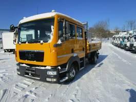tipper truck > 7.5 t MAN TGL 8.180 Kipper 3-S. DOKA 6-Sitzer*Kipph.*2xAHK 2012