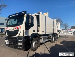 garbage truck Iveco AD260SY/330 German - Zoeller - Faun - Euro 6 - TOP CONDITION! - 20 Units 2014