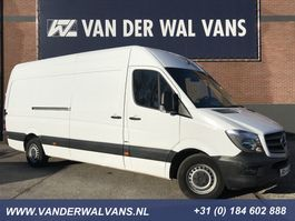 closed lcv Mercedes-Benz Sprinter 316CDI L3H2 Maxi | Airco Cruise Camera Navi Stoelverwarming 2016