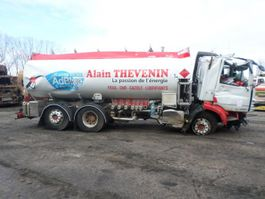 tank truck DAF CF 2020