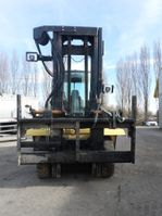 mast container handler Hyster H14XM6 2016