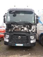 cab over engine Renault Gamme T 2015