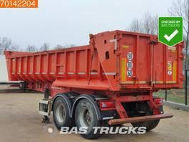 Kipper Auflieger Netam-Fruehauf 19m3 Steel Tipper 2 axles SAF 2013