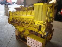 Engine truck part Deutz v 12 motor