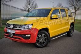 tow-recovery truck Volkswagen Amarok V6 3.0 V6TDI 300 HP 4 - Motion 2018