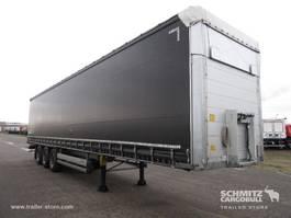 Schiebeplanenauflieger Schmitz Cargobull Semitrailer Curtainsider Standard 2020