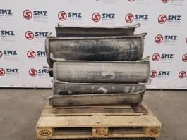Concrete mixer truck part Occ set (6st) verlenggoten betonmixer