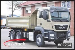 tipper truck > 7.5 t MAN TGS 33.440, Meiller 3SK 6x6, 2016