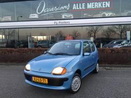hatchback car Fiat Seicento 900 ie SX // auto door ons nieuw geleverd/ 1e eigenaar/ weinig km (elect... 1998