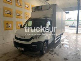 refrigerated truck Iveco 50 C15 2016