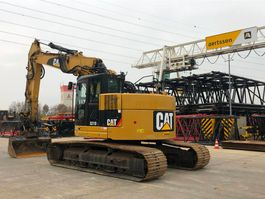 crawler excavator Caterpillar 321 D LCR (gps included) 2013