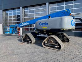 telescopic boom lift crawler Genie S 65 Trax 2018
