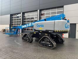 telescopic boom lift crawler Genie S 65 XC Trax 2020