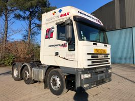 cab over engine Iveco Eurostar 380   6x2   Manual gearbox