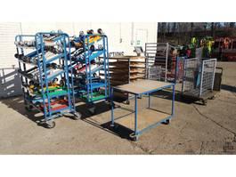 other construction machine Magazijn wagens en rekken
