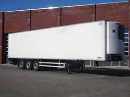 refrigerated semi trailer Chereau Inogam Frigo Thermoking SLX300e - SAF Axle 2013