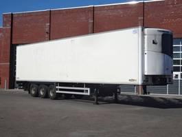 refrigerated semi trailer Chereau Inogam Frigo Thermoking SLX - BPW Axle 2014