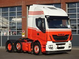 cab over engine Iveco Stralis 480 - 6x2/4 - Automatic - Euro6 2014