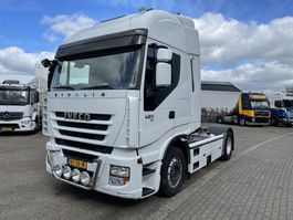 cab over engine Iveco stralis 420 hydraulik !only 578.000 km ! 2008 bj ! 2008