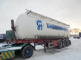 feed semi trailer LAG KLA 2 46M3 2005
