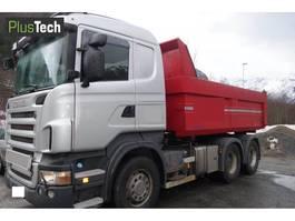 tipper truck > 7.5 t Scania R500 2008