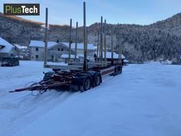 timber trailer KAR lavagnen MST Tømmerhenger 2014