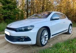Coupé Volkswagen Scirrocco 2.0 TDI. 2.0TDI  140 PK 2009