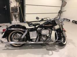 motorcycle Harley-Davidson Elektra 1200 1978