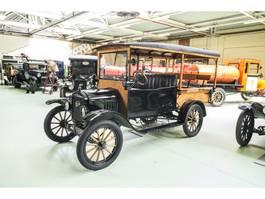 estate car Ford Model T DEPOT HACK 1922