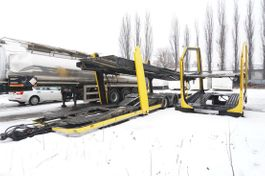Autotransporter Auflieger Lohr 1.21 Autotransporter Body + trailer set , 8 - 12 cars 2008