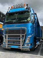 bullbar truck part Volvo bulbar RVS Gepoleerd