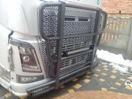 bullbar truck part Volvo bulbar RVS ONGESPOTEN