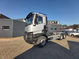 container truck Renault C460 C440 K P6x4 2021