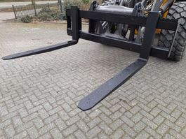 pallet fork attachment Pallet frame to suit Volvo quick coupler 2.4m wide