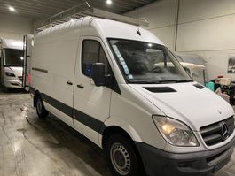 closed lcv Mercedes-Benz Sprinter SPRINTER 313 2010