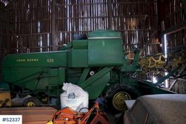 other agricultural machine John Deere 430 Harvester
