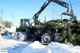 other construction machine John Deere 1510E Harvester 2012