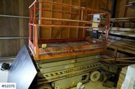 other construction machine Skyjack 4626 Mobile Work Platform / Scissor lift 1995