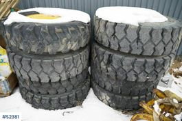 other construction machine Volvo EW160B Tires