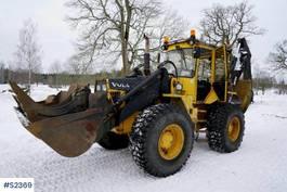 backhoe loader Volvo BM 6300 Back Hoe Loader