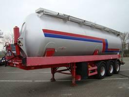 Futterauflieger SPITZER SILO Kipper (SK2740CAL) 40.000 Liter 2000