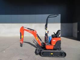 mini digger crawler Kubota U 10-3 NEW 2021