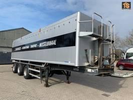 tipper trailer Bulthuis Tata 23 TIPPER - 92M3 - ALU KIPPER - APK 9/2021 2003