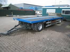 container truck GS Meppel PORTAALARM