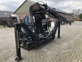 andere Auflieger Hiab Kraan R 165-F2 Steunpoten & joysticks 2000