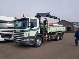 LKW Kipper > 7.5 t Scania P114-340 114-340 6x4 spring 2000