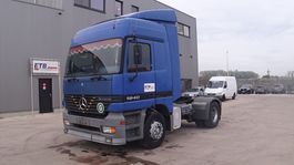 cab over engine Mercedes-Benz Actros 1840 (BIG AXLE / VERY GOOD CONDITION / EPS-GEARBOX WITH CLUTCH) 1998