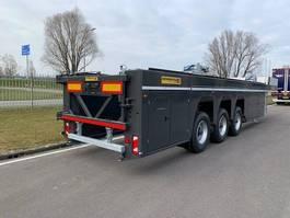 swap body trailer semi trailer Faymonville PREFAMAX (Prefa-3HH-18-9.50-22.5-2.55 ) 2021