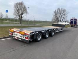 semi lowloader semi trailer Faymonville MAXtrailer MAX110-Z-3AA-9.30 2021