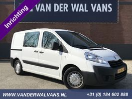 closed lcv Peugeot Expert 2.0HDI 130pk L1H1 *Inrichting* Airco, cruisecontrol, trekhaak, parkeerse... 2015